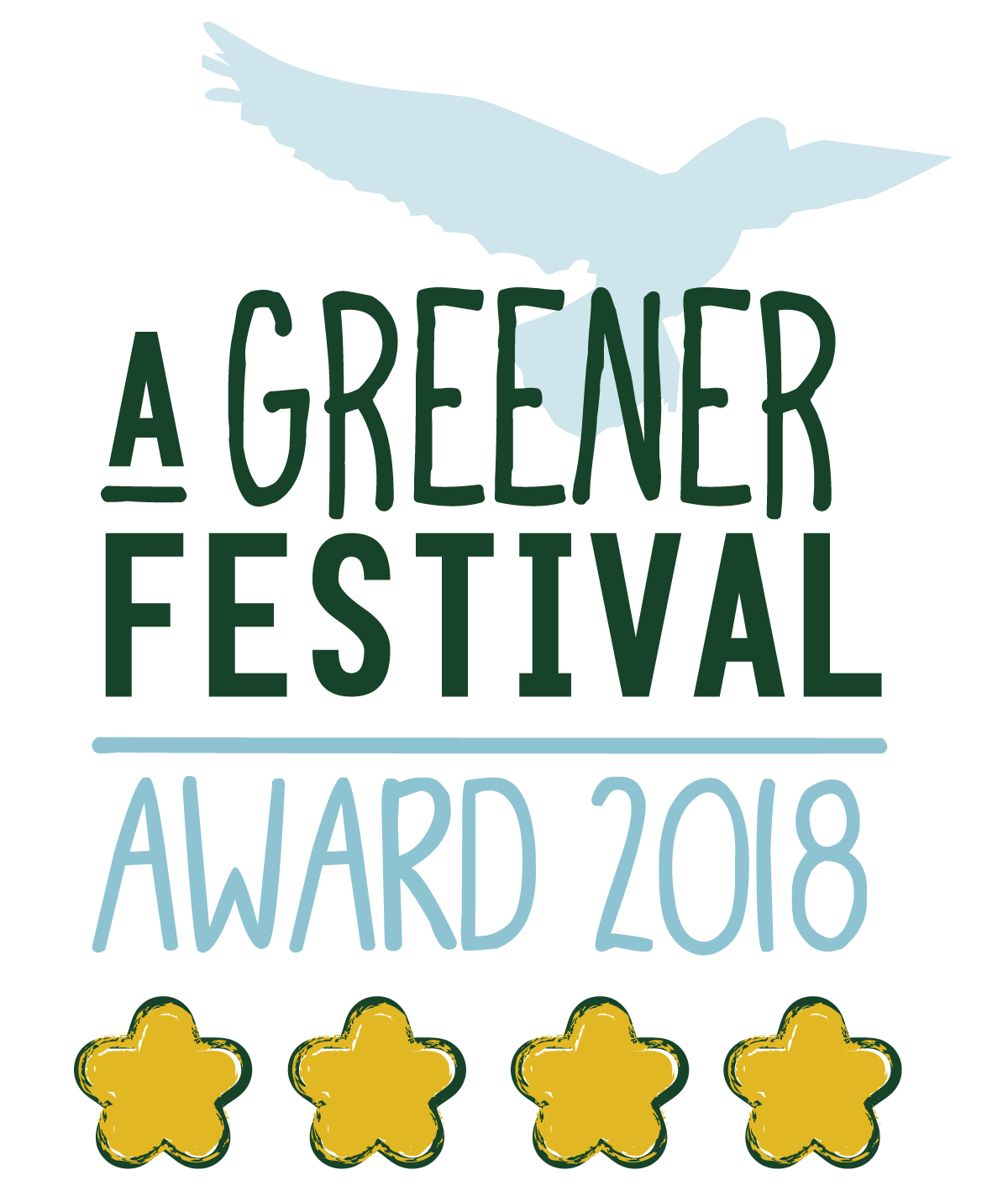 Award Greener Festival 2018