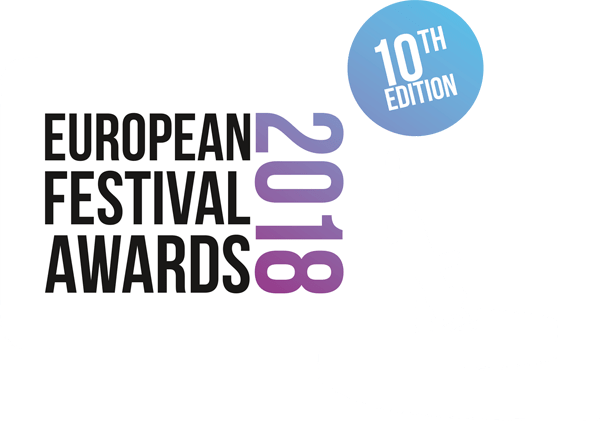 European Festival Awards 2018
